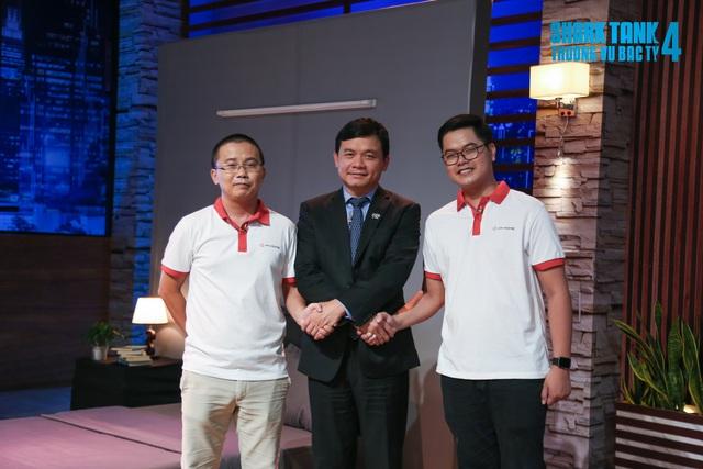 Chỉ ra nguyên tắc kinh doanh vào 1 ra 3, Shark Phú bắt tay startup cung cấp thiết bị biến căn hộ thường thành nhà thông minh chỉ từ 20-100 triệu đồng - Ảnh 2.