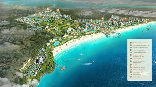 Hé lộ siêu dự án khủng nhất Khánh Hòa và quỹ đất hàng nghìn ha của ông chủ Golf Long Thành Lê Văn Kiểm - Ảnh 3.