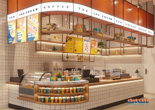 """KIDO: Mở chuỗi Chuk Chuk chuyên bán kem, trà, cà phê… là ấp ủ từ lâu của CEO Trần Lệ Nguyên, muốn trở thành """"Starbucks Việt Nam"""" - Ảnh 1."""