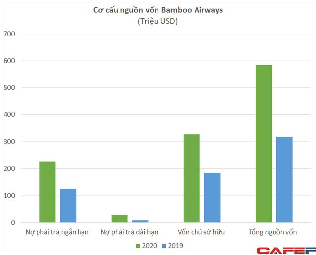 Hé lộ tình hình tài chính của Bamboo Airways khi nộp đơn xin bay tại Mỹ - Ảnh 3.