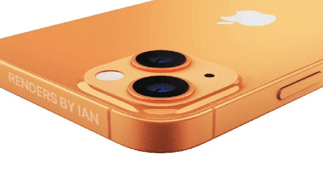iPhone 13 sẽ có màu vàng đồng mới? - Ảnh 2.