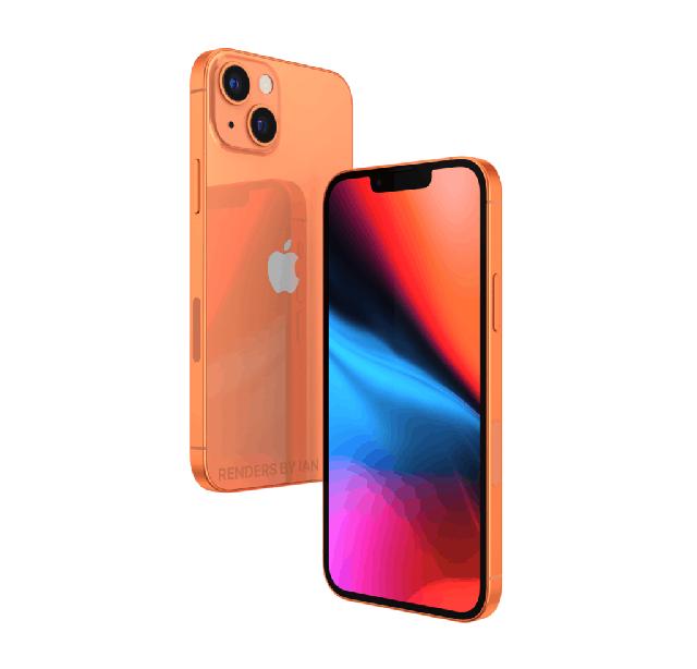 iPhone 13 sẽ có màu vàng đồng mới? - Ảnh 1.