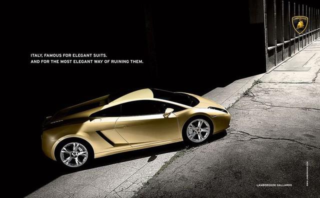 VÌ sao bạn không bao giờ thấy quảng cáo Lamborghini, Ferrari trên TV? - Ảnh 3.