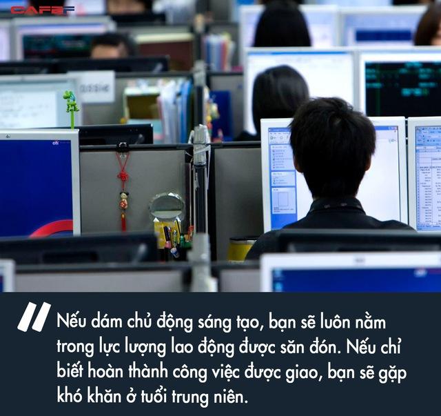 Khủng hoảng tuổi 35 trong giới công nghệ Trung Quốc: Hy sinh thanh xuân để bán mạng cho công ty, cuối cùng vẫn phải ngậm ngùi chịu cảnh đào thải vì hết đát - Ảnh 4.