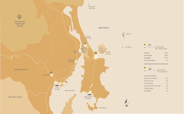 Hé lộ siêu dự án khủng nhất Khánh Hòa và quỹ đất hàng nghìn ha của ông chủ Golf Long Thành Lê Văn Kiểm - Ảnh 2.