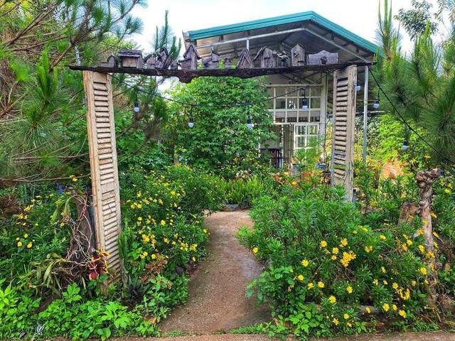Phòng nghỉ nhà giàu villa, farmstay giá rẻ ngang nhà trọ, chủ mời khách đến ở cho có hơi người - Ảnh 2.