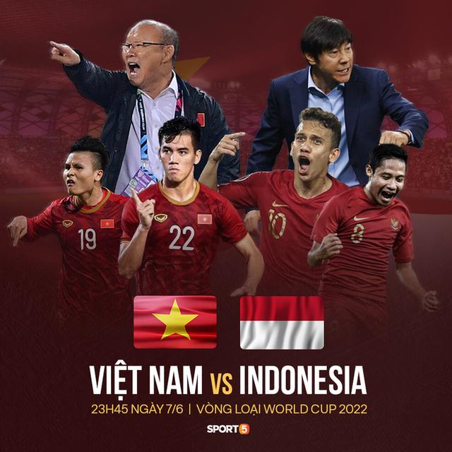 23h45 ngày 7/6, Việt Nam vs Indonesia: 566 ngày chờ đợi và mệnh lệnh phải thắng - Ảnh 2.