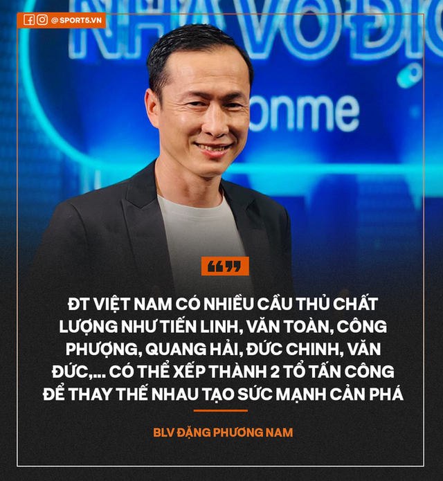 Cựu tuyển thủ Đặng Phương Nam: ĐT Việt Nam sẽ nắm thế chủ động trong trận đấu với Indonesia - Ảnh 2.