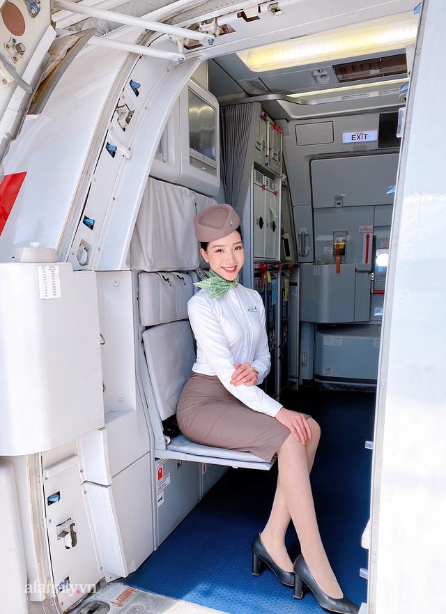 Nhiều tiếp viên hàng không bỗng chơi vơi trong mùa dịch, người bỏ nghề, người ngơ ngác vì mới tốt nghiệp đã phải vội kiếm thêm nghề tay trái - Ảnh 10.
