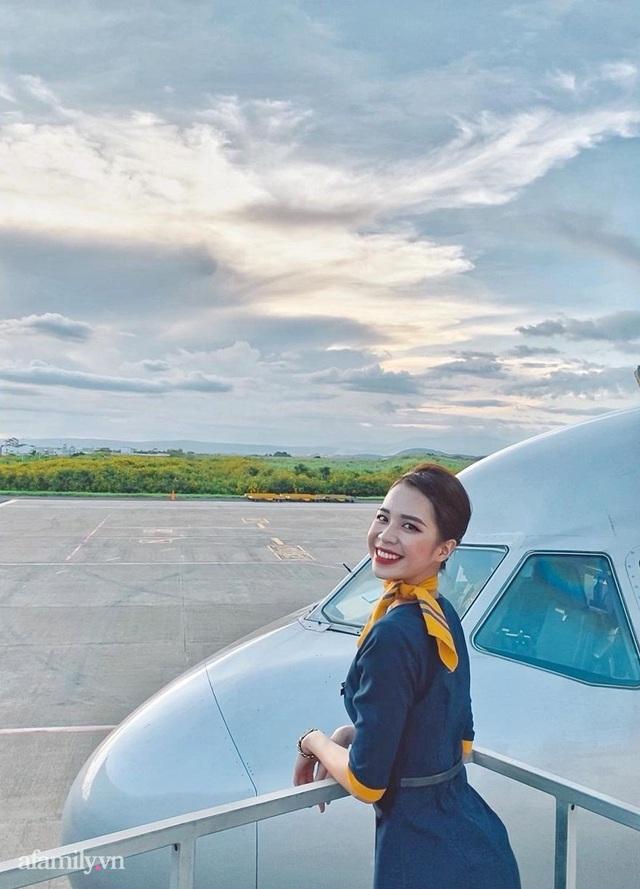 Nhiều tiếp viên hàng không bỗng chơi vơi trong mùa dịch, người bỏ nghề, người ngơ ngác vì mới tốt nghiệp đã phải vội kiếm thêm nghề tay trái - Ảnh 7.