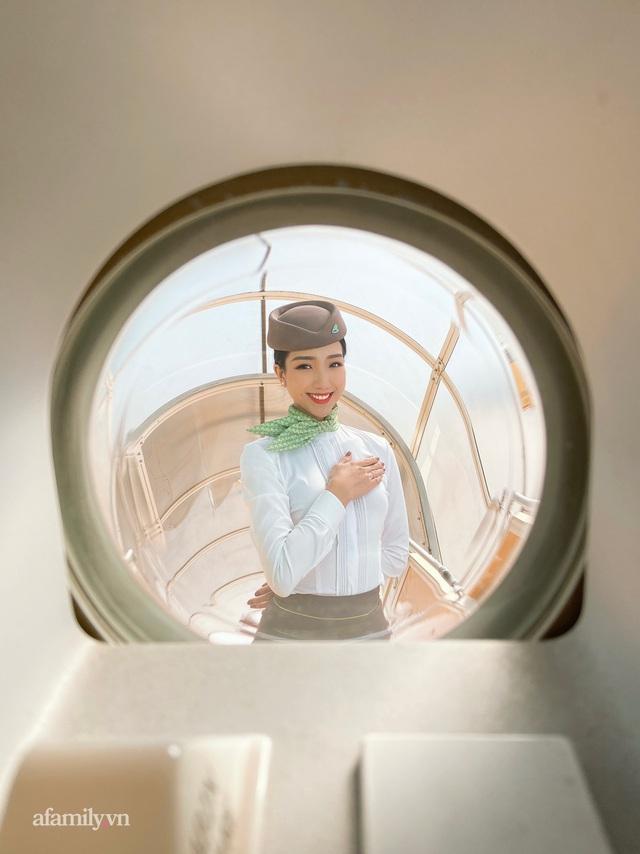 Nhiều tiếp viên hàng không bỗng chơi vơi trong mùa dịch, người bỏ nghề, người ngơ ngác vì mới tốt nghiệp đã phải vội kiếm thêm nghề tay trái - Ảnh 9.
