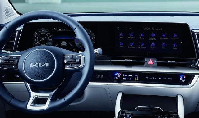 Kia Sportage 2022 ra mắt với kiểu dáng mới, nội thất nâng cấp hoàn toàn - Ảnh 6.