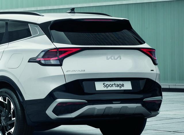 Kia Sportage 2022 ra mắt với kiểu dáng mới, nội thất nâng cấp hoàn toàn - Ảnh 8.