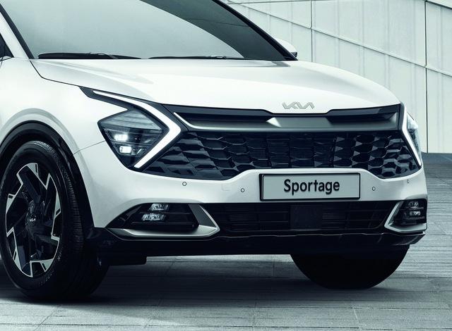 Kia Sportage 2022 ra mắt với kiểu dáng mới, nội thất nâng cấp hoàn toàn - Ảnh 9.