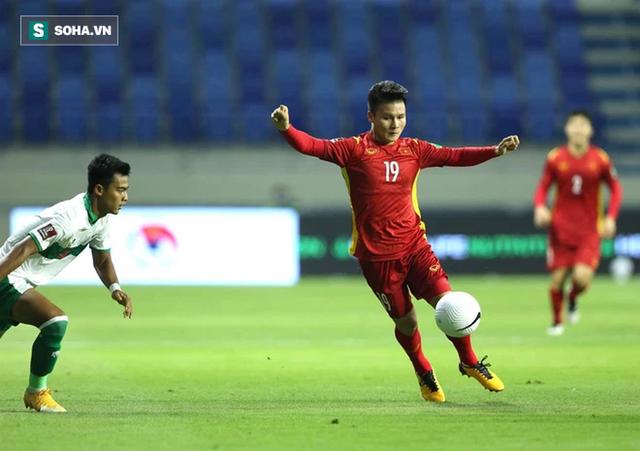 Việt Nam đại thắng 4-0 trước Indonesia, VFF thưởng nóng ngay 1 tỷ đồng - Ảnh 1.