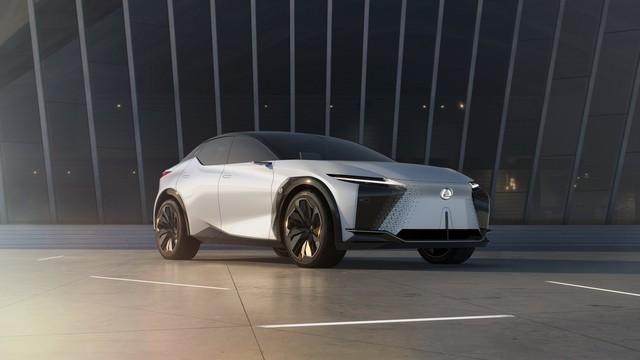 SUV đỉnh cao của Lexus sẽ hoàn chỉnh, ra mắt trong 14 tháng tới, đấu cả loạt xe đầu bảng của Mercedes-Benz, Porsche hay Audi - Ảnh 1.