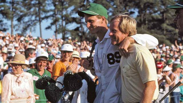 Những bài học vô giá của tay golf vĩ đại nhất mọi thời đại dành cho 5 con - Ảnh 3.