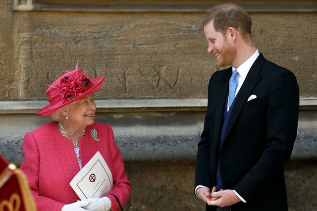 Động thái mới của Nữ hoàng Anh sau khi con gái nhà Harry - Meghan chào đời cho thấy ngay đẳng cấp của bà  - Ảnh 1.