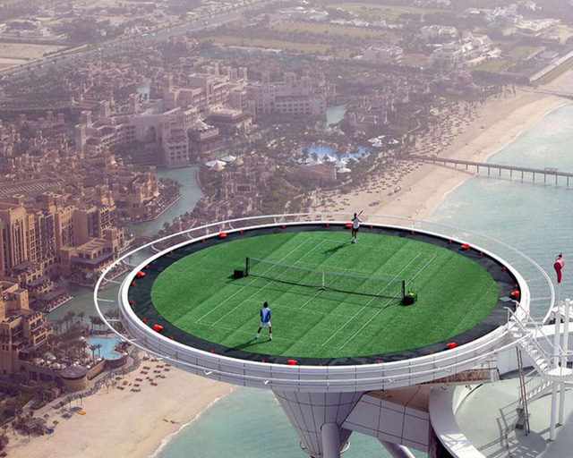 Những hình ảnh sốc tận óc bạn chỉ có thể thấy ở Dubai - nơi đội tuyển Việt Nam đang chinh chiến trong khuôn khổ vòng loại World Cup 2022 - Ảnh 12.