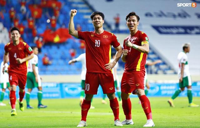 Những màn ăn mừng đầy kiêu hãnh của ĐT Việt Nam trong trận vùi dập Indonesia  - Ảnh 7.