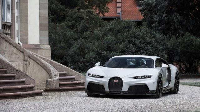 Siêu phẩm Bugatti Chiron Super Sport ra mắt: Giới hạn 60 xe, giá 3,9 triệu USD - Ảnh 2.