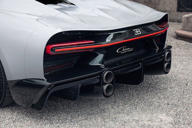 Siêu phẩm Bugatti Chiron Super Sport ra mắt: Giới hạn 60 xe, giá 3,9 triệu USD - Ảnh 6.