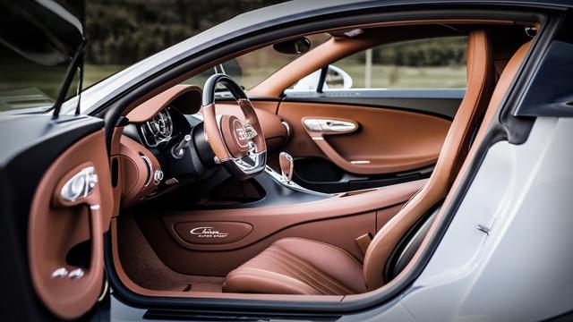 Siêu phẩm Bugatti Chiron Super Sport ra mắt: Giới hạn 60 xe, giá 3,9 triệu USD - Ảnh 5.