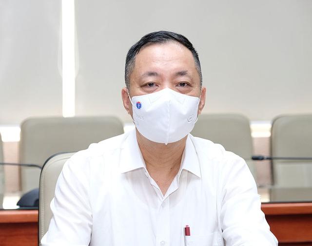 Cục trưởng Cục Quản lý Dược: Hồ sơ nhập khẩu vaccine COVID-19 được rút gọn tối đa cho doanh nghiệp - Ảnh 1.