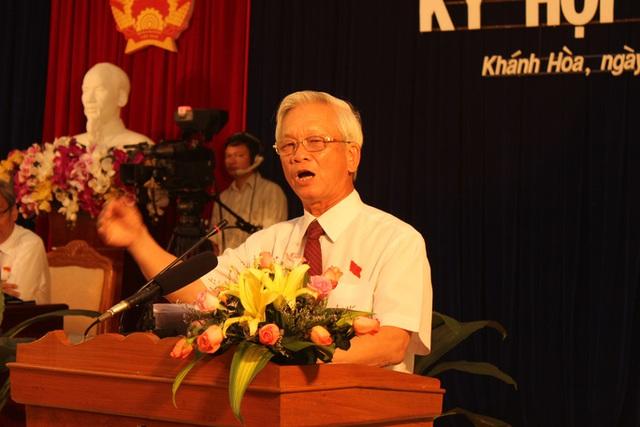 Nguyên Chủ tịch Khánh Hòa Nguyễn Chiến Thắng tiếp tục bị khởi tố - Ảnh 1.