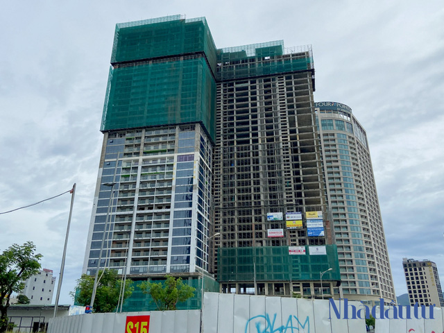 Cận cảnh dự án Central Coast nhiều tai tiếng ở Đà Nẵng được phép bán nhà ở cho người nước ngoài - Ảnh 1.