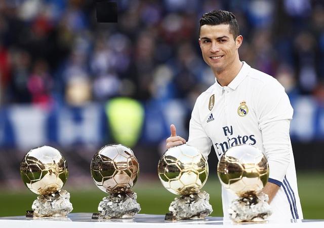 Câu chuyện đằng sau khối tài sản 500 triệu USD hào nhoáng của Cristiano Ronaldo: Không sinh ra ở vạch đích nhưng vẫn phải khiến nhiều người ngước nhìn - Ảnh 2.