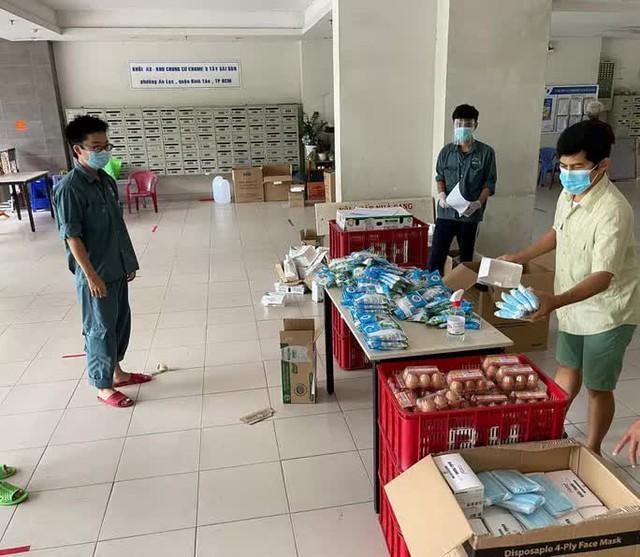 Mở rộng xét nghiệm khẩn 12.000 cư dân 14 tòa nhà chung cư Ehome3 - Tây Sài Gòn  - Ảnh 3.