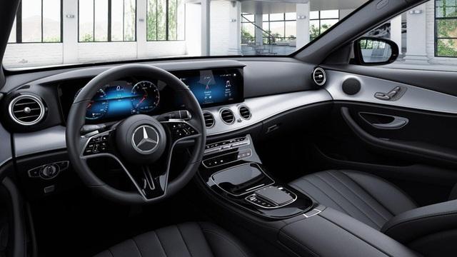 Mercedes-Benz E 180 âm thầm bán tại Việt Nam: Giá 2,05 tỷ đồng, cắt trang bị, động cơ 1.5L yếu hơn Accord - Ảnh 4.