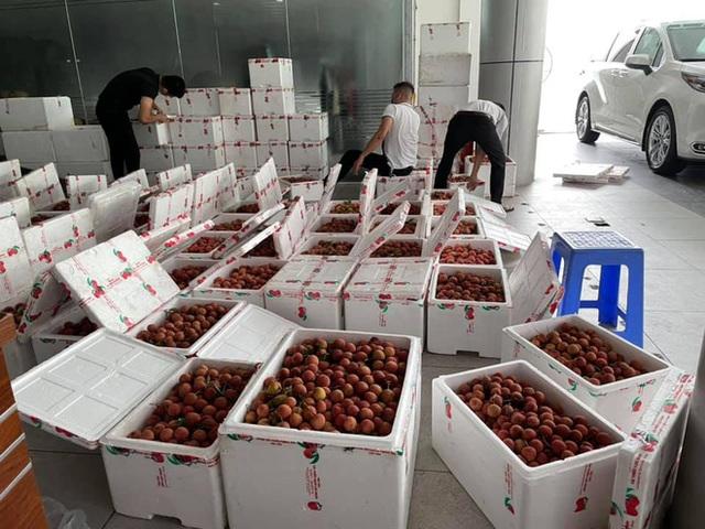 Thân thế của người đàn ông đánh xe Mẹc giá chục tỷ đi bán vải thiều 20.000 đồng/kg ở Hà Nội - Ảnh 4.