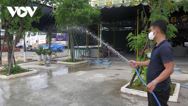 Đà Nẵng trước thời điểm cho phép một số lĩnh vực kinh doanh trở lại: Nơi hồ hởi, chỗ e dè! - Ảnh 6.