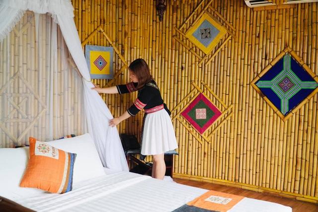Hàng loạt ngôi nhà hình chiếc gùi độc đáo trên sườn núi Hà Giang, hóa ra từng đạt kỷ lục Việt Nam - Ảnh 6.