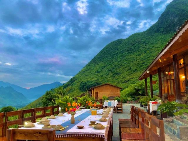 Hàng loạt ngôi nhà hình chiếc gùi độc đáo trên sườn núi Hà Giang, hóa ra từng đạt kỷ lục Việt Nam - Ảnh 9.