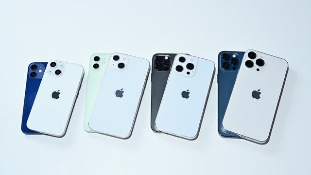 Ảnh chi tiết mô hình iPhone 13 - Ảnh 1.