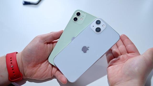 Ảnh chi tiết mô hình iPhone 13 - Ảnh 5.
