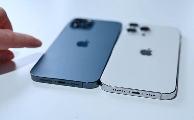 Ảnh chi tiết mô hình iPhone 13 - Ảnh 9.