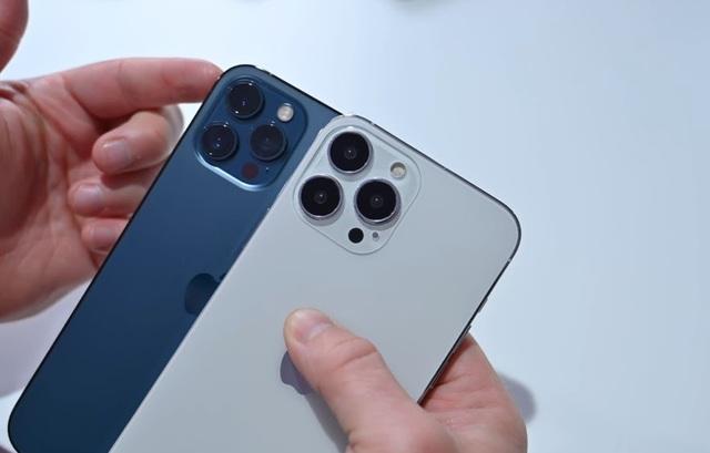 Ảnh chi tiết mô hình iPhone 13 - Ảnh 8.