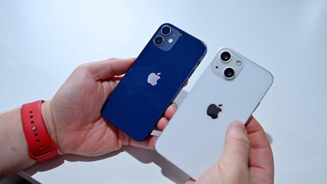 Ảnh chi tiết mô hình iPhone 13 - Ảnh 3.