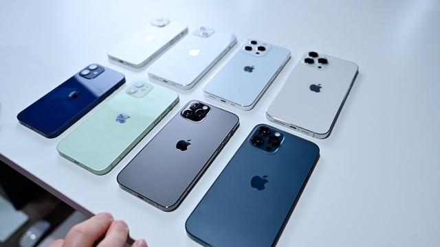 Ảnh chi tiết mô hình iPhone 13 - Ảnh 10.