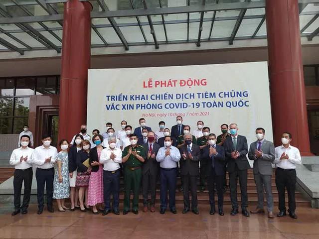 Thủ tướng Phạm Minh Chính: Chúng ta có niềm tin đẩy lùi dịch bệnh Covid-19  - Ảnh 2.