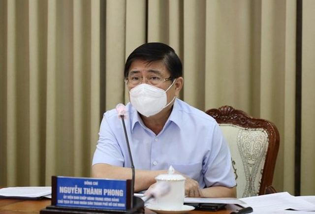 TP HCM lập Sở Chỉ huy phòng chống dịch Covid-19, Chủ tịch UBND TP làm chỉ huy trưởng  - Ảnh 1.