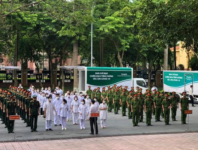 Thủ tướng Phạm Minh Chính: Chúng ta có niềm tin đẩy lùi dịch bệnh Covid-19  - Ảnh 3.