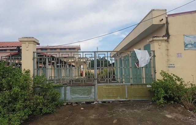 Chi hơn 10 tỉ đồng xây chợ đầu mối chào mừng xã nông thôn mới rồi... bỏ hoang  - Ảnh 4.