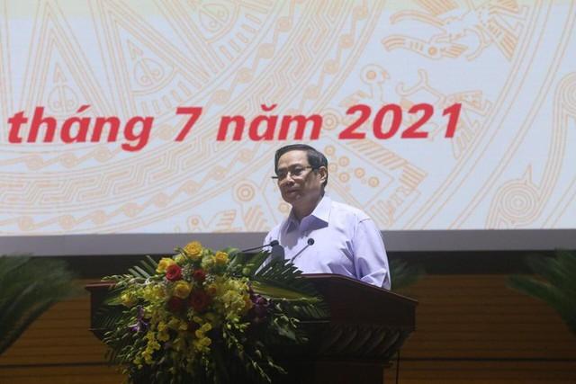 Thủ tướng Phạm Minh Chính: Chúng ta có niềm tin đẩy lùi dịch bệnh Covid-19  - Ảnh 6.