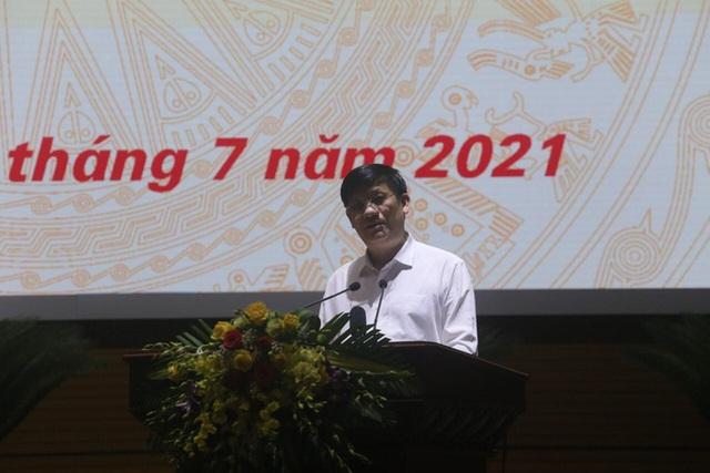 Thủ tướng Phạm Minh Chính: Chúng ta có niềm tin đẩy lùi dịch bệnh Covid-19  - Ảnh 7.