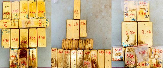 Công an An Giang bắt giữ bà trùm buôn lậu Mười Tường vụ 51kg vàng  - Ảnh 8.